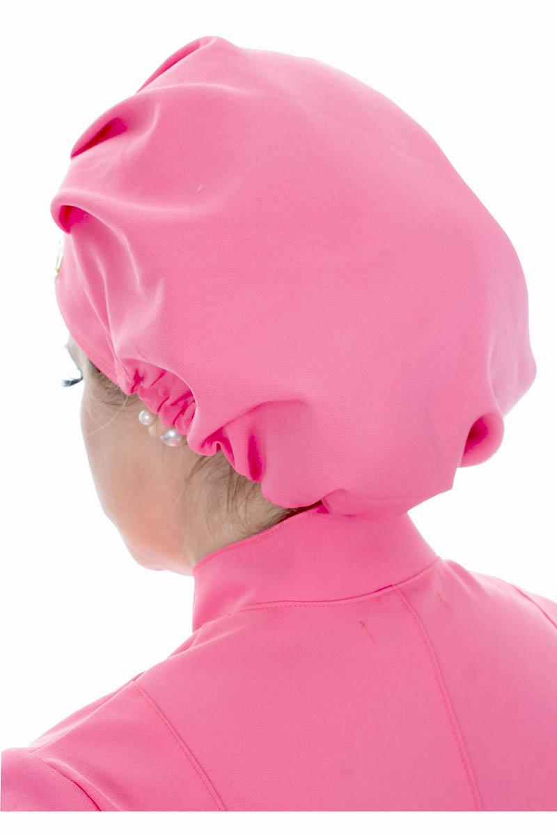 Touca cirúrgica rosa danone