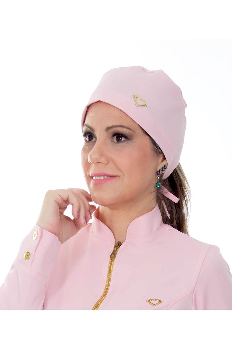 Touca de Amarrar Feminina - Lisa