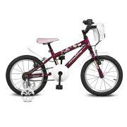 Bicicleta Kyklos Aro 16 Regazza 1.8 Violeta