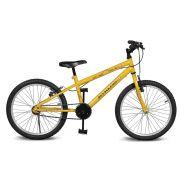 Bicicleta Kyklos Aro 20 Move Sem Marchas Amarelo