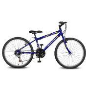 Bicicleta Kyklos Aro 24 Move 21V Azul