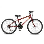 Bicicleta Kyklos Aro 24 Move 21V Vermelho