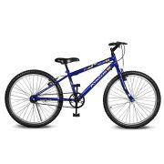 Bicicleta Kyklos Aro 24 Move Sem Marchas Azul