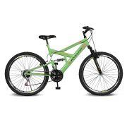 Bicicleta Kyklos Aro 26 Caballu 7.5 21V A-36 Verde