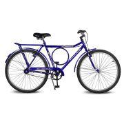 Bicicleta Kyklos Aro 26 Circular 5.7 Freio Manual Azul