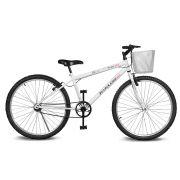 Bicicleta Kyklos Aro 26 Magie Sem Marchas Branca