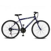 Bicicleta Kyklos Aro 26 Move 21V Azul