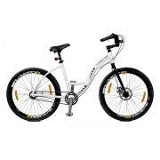 Bicicleta Master Bike Aro 26 Urbis Freio à Disco 3 V Nexus Branco