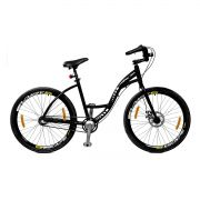 Bicicleta Master Bike Aro 26 Urbis Freio à Disco 3 V Nexus Preto