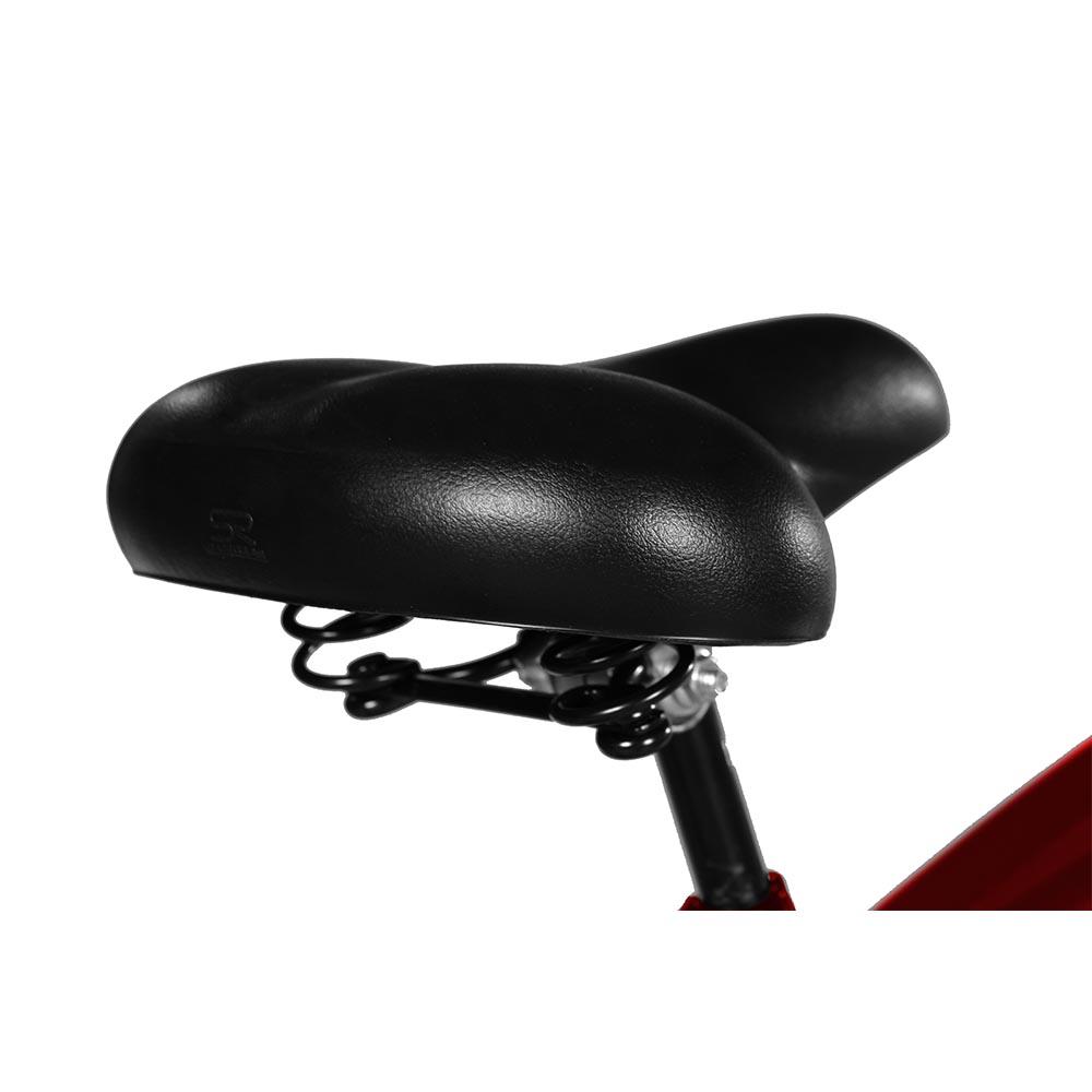 Bicicleta Kyklos Aro 26 Pontal 6.4 Freio Manual 21V Vermelho