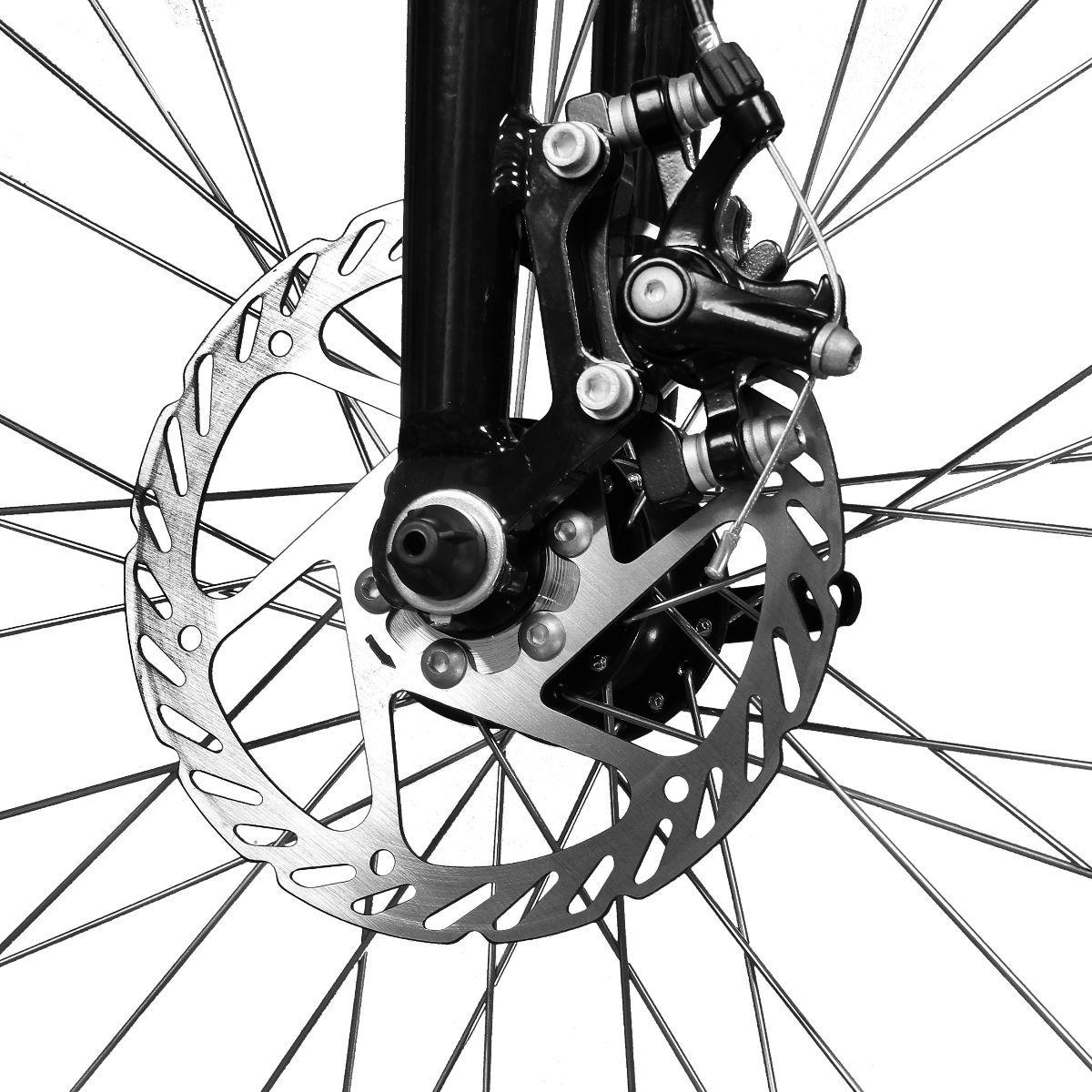 Bicicleta Master Bike Aro 29 Urbis Freio à Disco 3 V Nexus Amarelo
