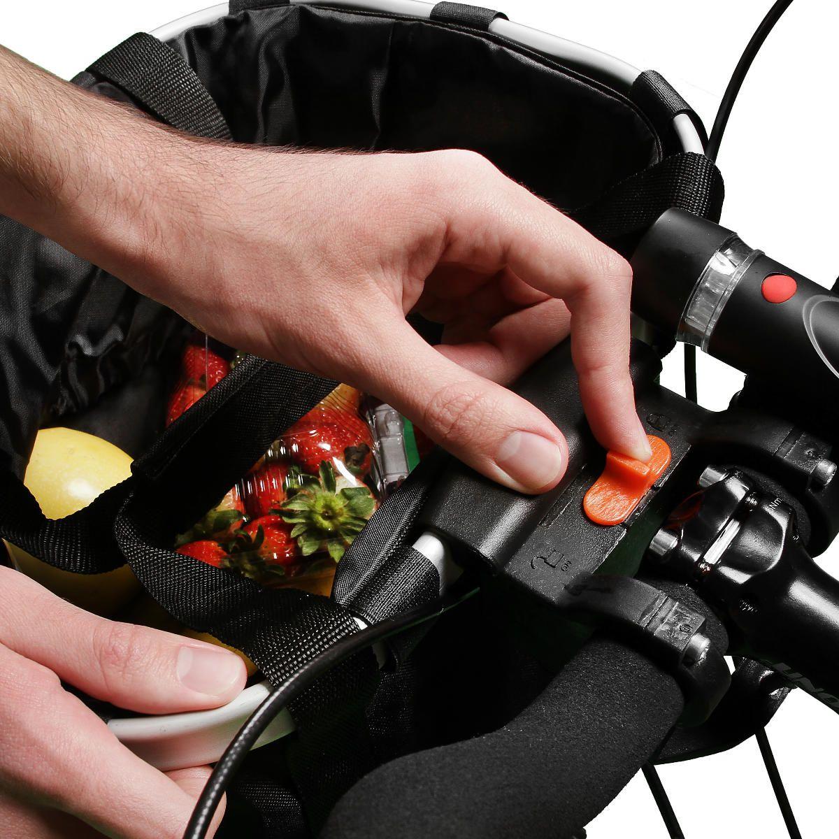 Bicicleta Master Bike Aro 29 Urbis Freio à Disco 3 V Nexus c/ Cesta Amarelo