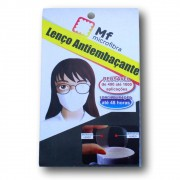Flanela Antiembaçante MF Microfibra 15x15 cm 2353 Cinza