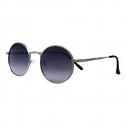 Óculos De Sol Díspar D2464 Redondo - Prata