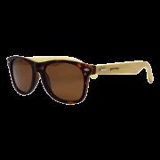 Óculos de sol Your Way 4304YW Lentes Polarizadas - Proteção UV400 - Tartaruga/Bambu