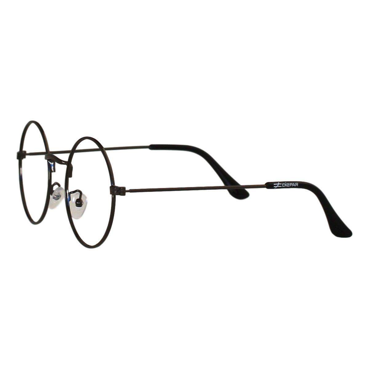 Armação para Óculos Díspar D1646 Chumbo