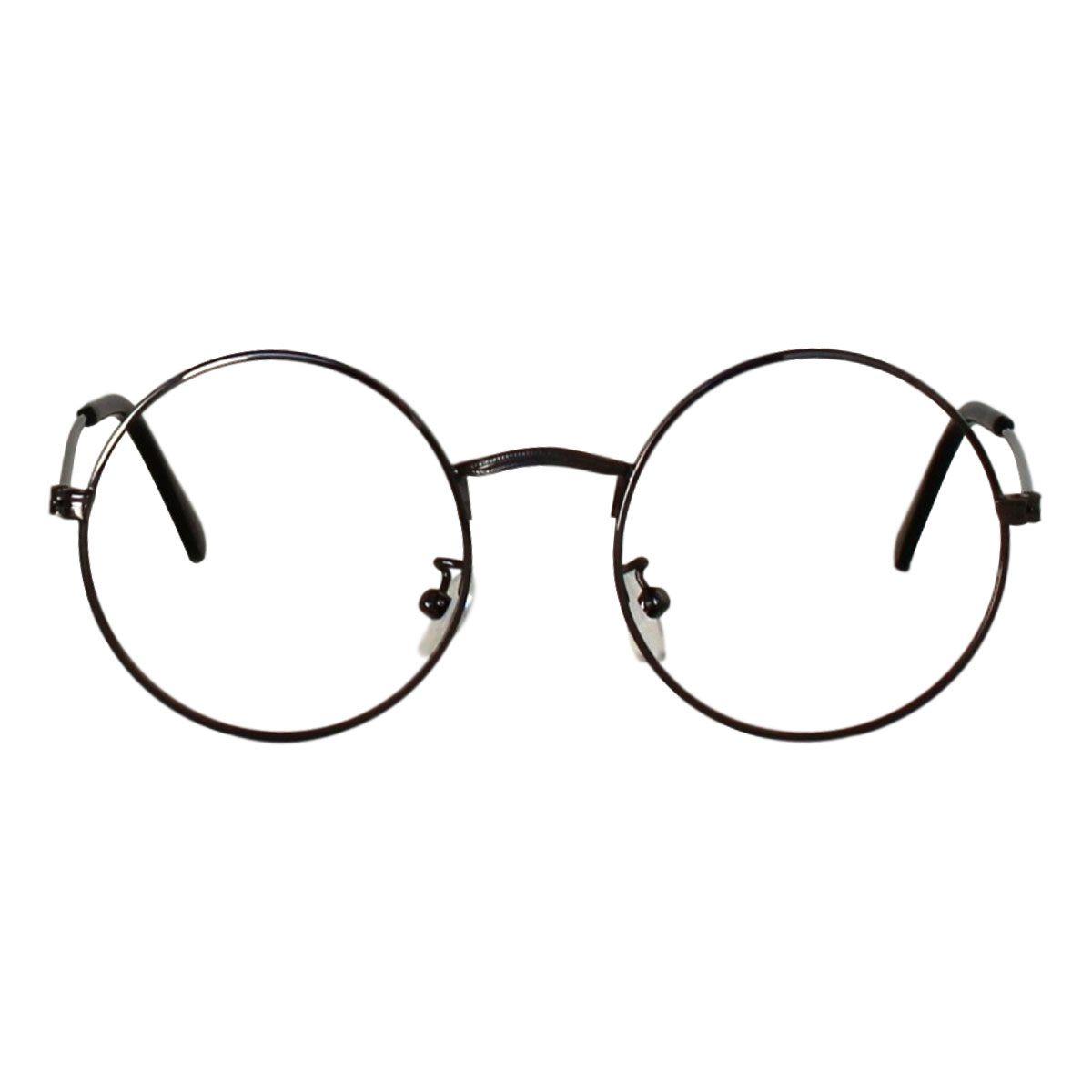 Armação para Óculos Díspar D1646 Redondo Chumbo