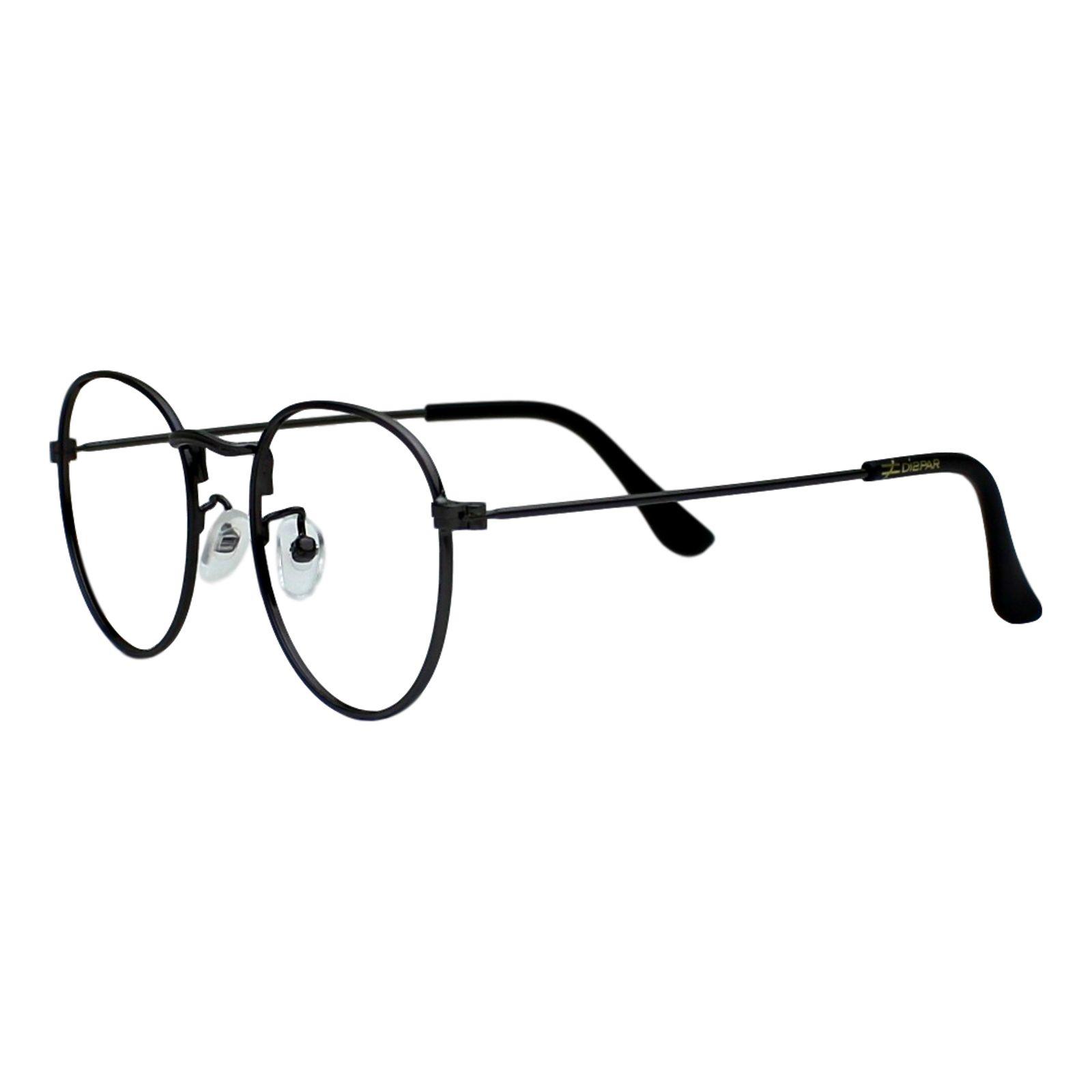 Armação para Óculos Díspar D1647 Chumbo 83655131a7