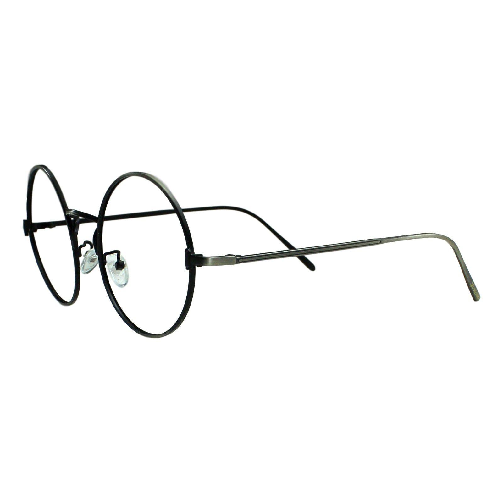 Armação para Óculos Díspar D1881 Redondo Grande Chumbo - Díspar Style ... 8d4d51770f