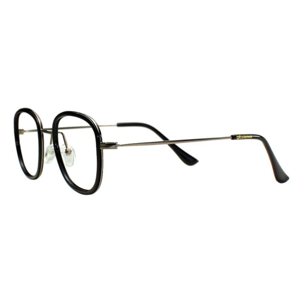 Armação para Óculos Díspar D2024 - Preto