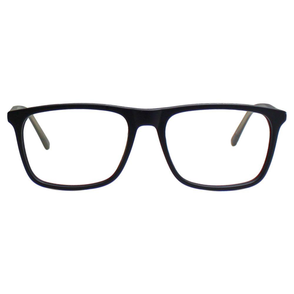 Armação para Óculos Díspar D2055 - Preto
