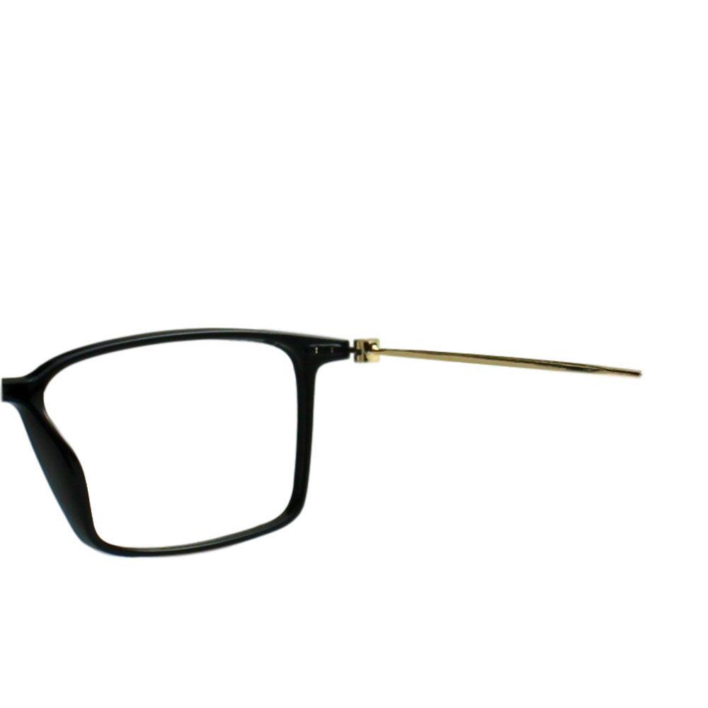 Armação para Óculos Díspar D2097 TR90 - Preto