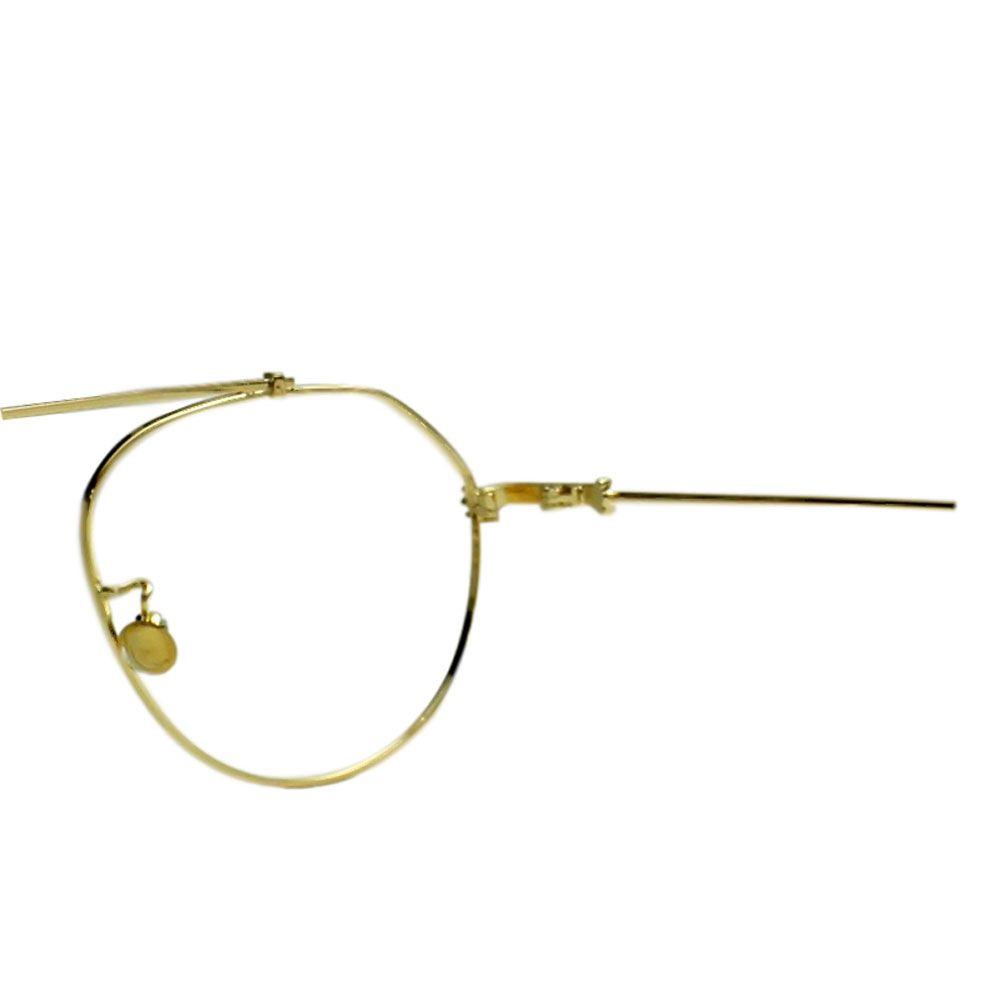 Armação para Óculos Díspar D2107 - Dourado
