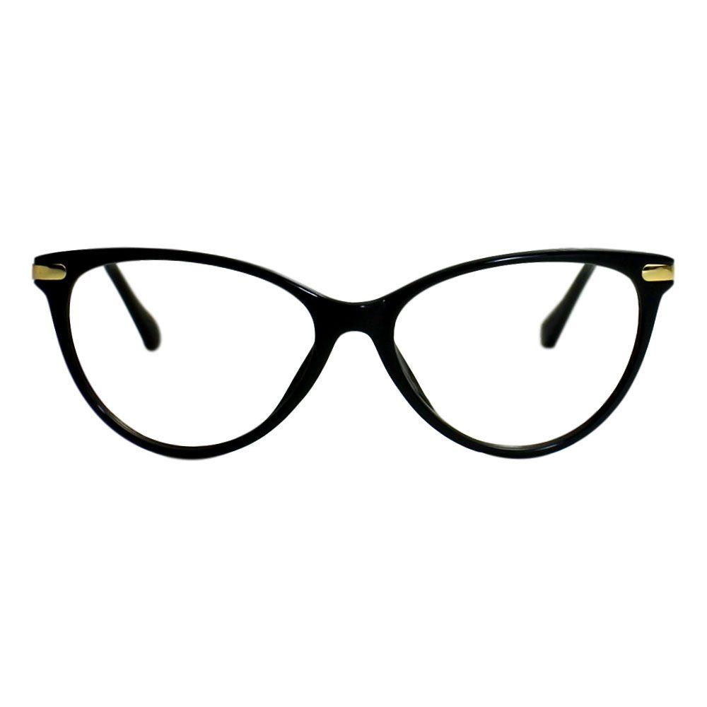 Armação para Óculos Díspar D2108 - Preto