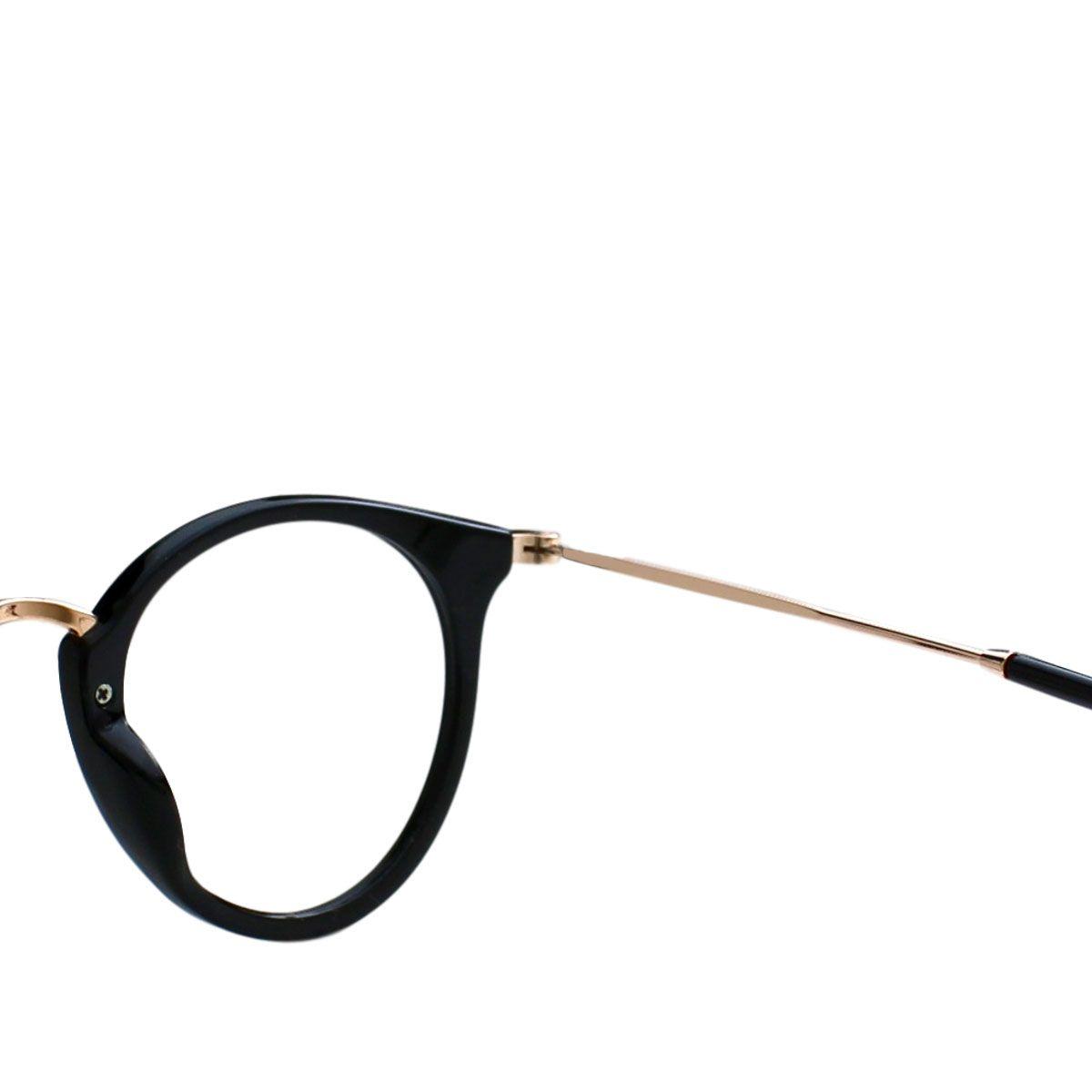 Armação para Óculos Díspar D2210 - Preto