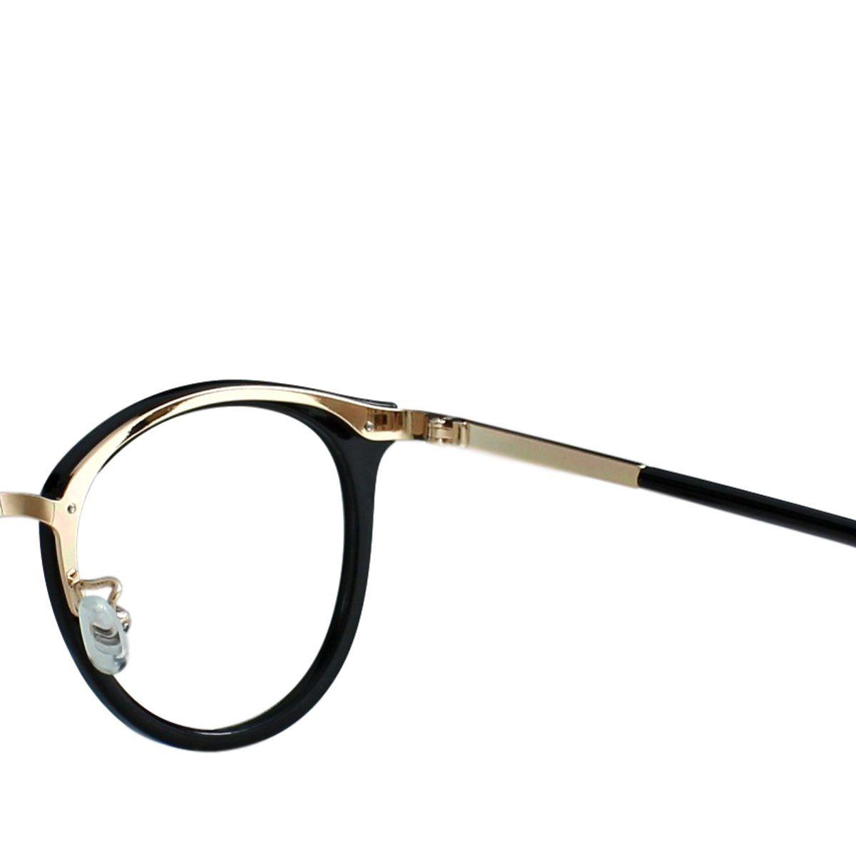 Armação para Óculos Díspar D2215 - Preto