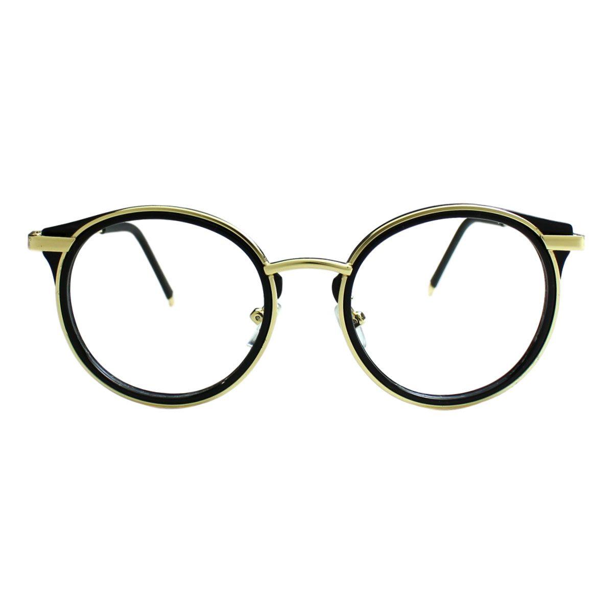 Armação para Óculos Díspar D2225 - Preto