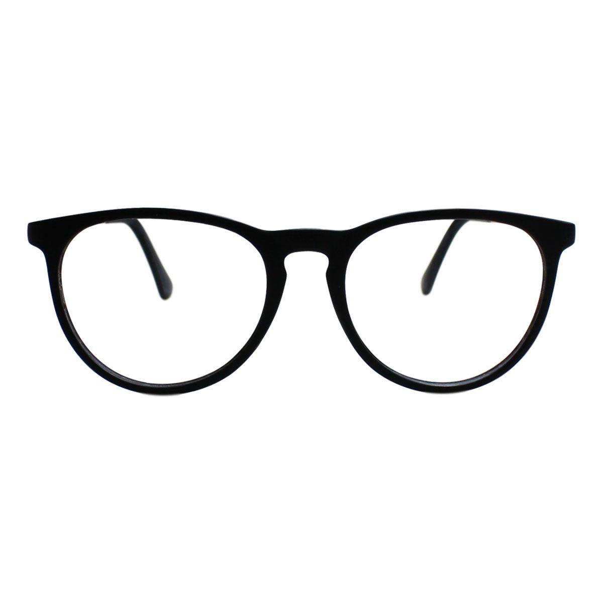 Armação para Óculos Díspar D2227 - Preto Fosco