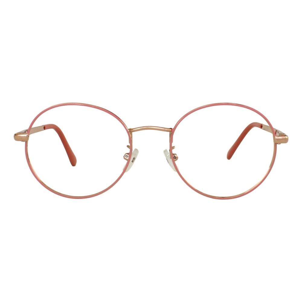 Armação para Óculos Díspar D2310 Redondo - Rosa