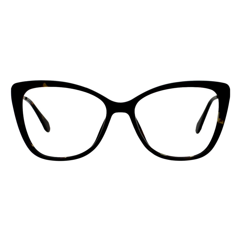 Armação para Óculos Díspar D2441 Clip On 1 Lente - Preto