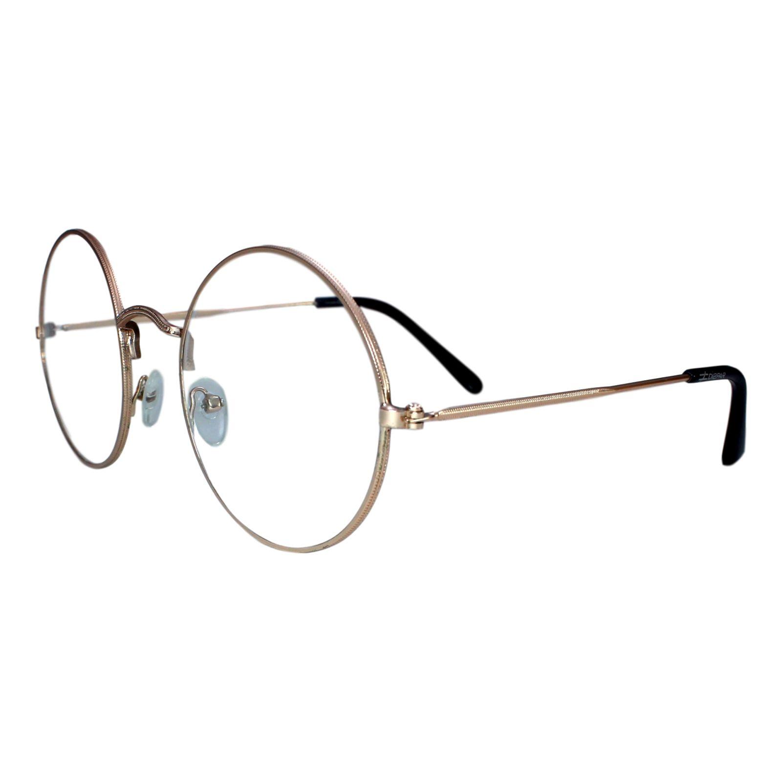 8d5add241 Armação para Óculos Díspar D1646 Dourado