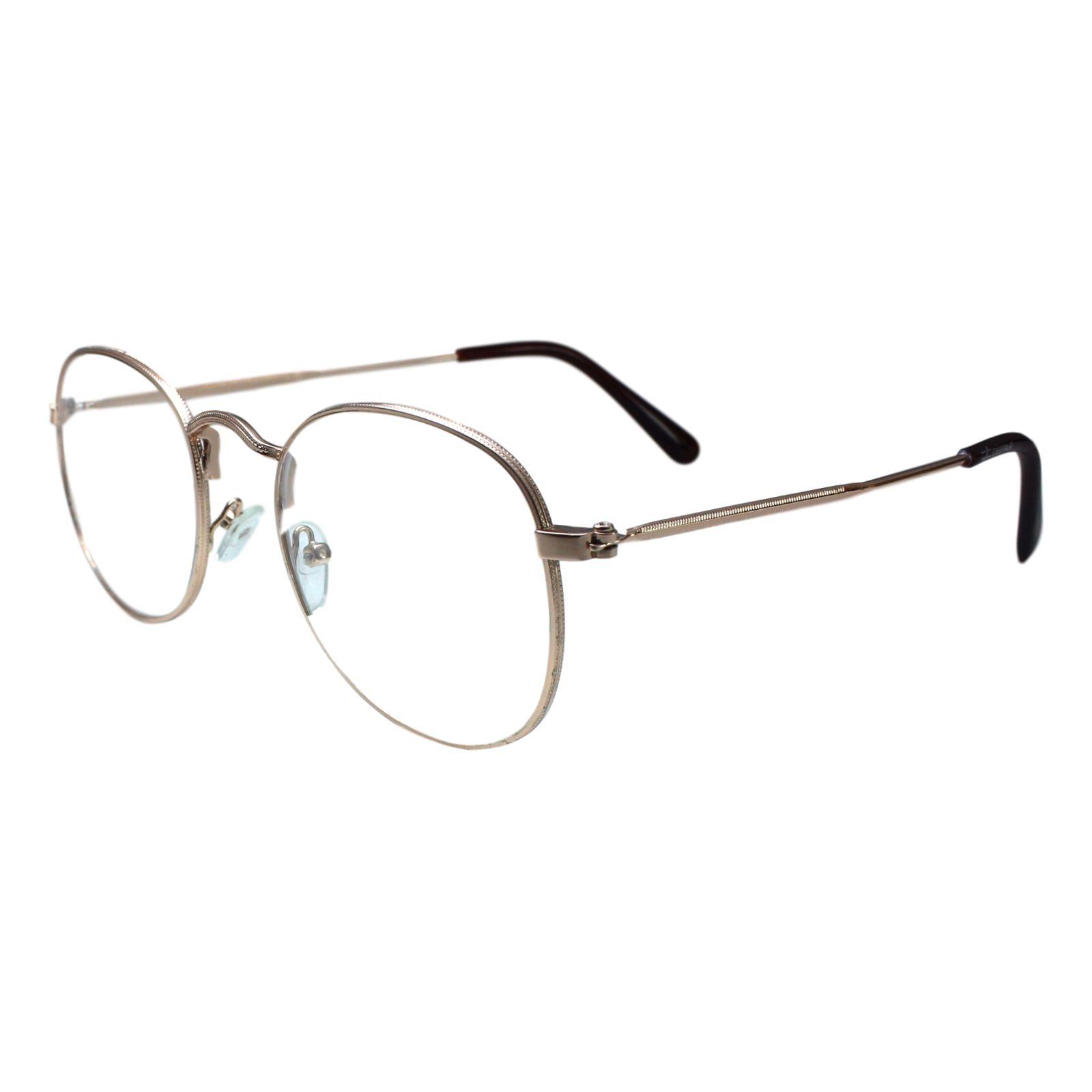 Armação para Óculos Díspar D1647 Dourado