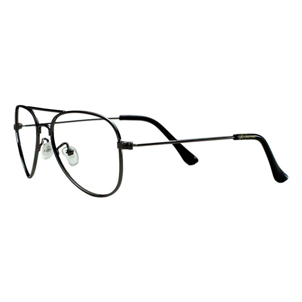 Armação para Óculos Díspar ID1905 infantil - Chumbo Idade 6 a 9 anos -  Díspar Style ... 2bc86110fa
