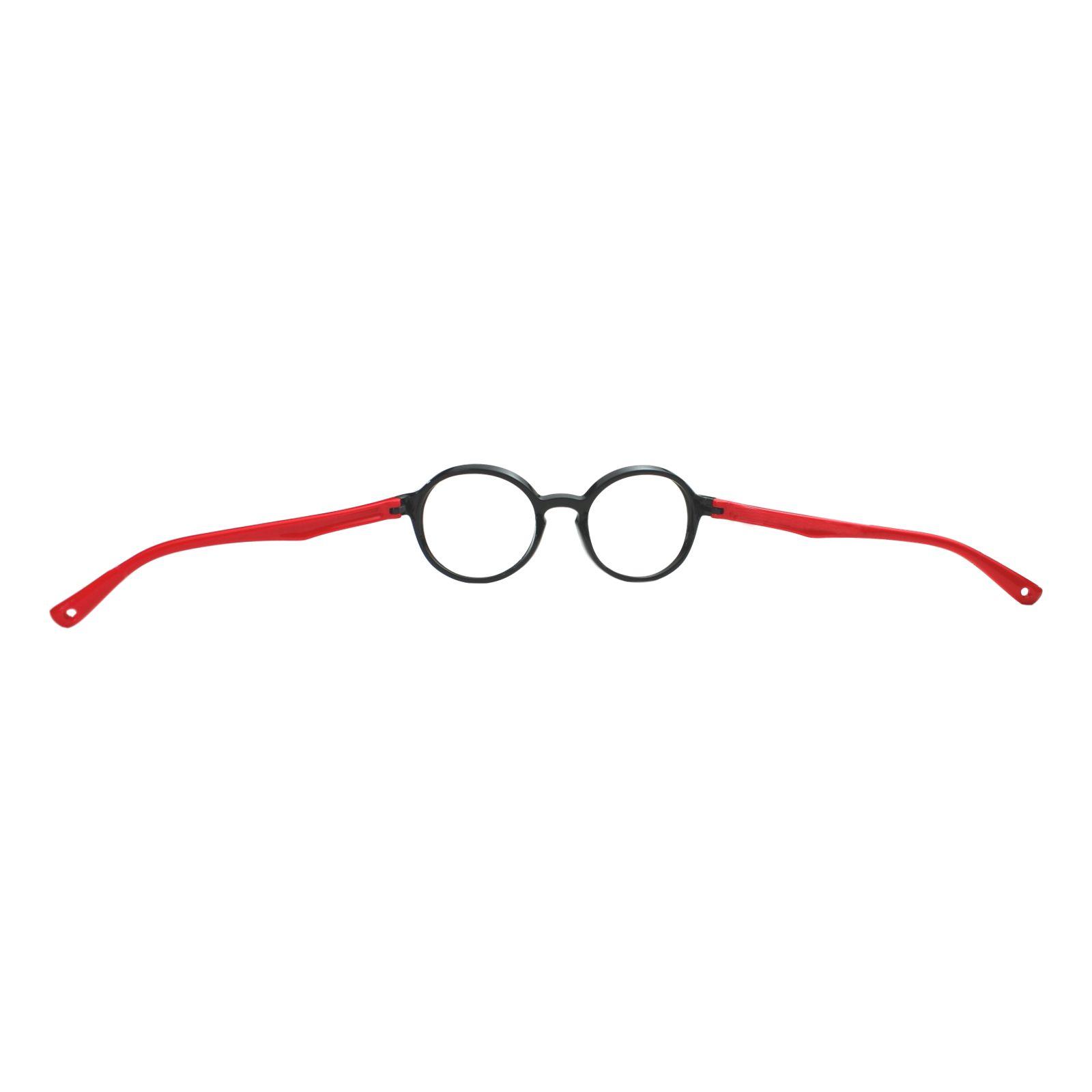 ... Armação para Óculos Díspar ID1959 infantil Flexível Idade 6 a 9 anos -  Preto Vermelho ... 167b22c0f6