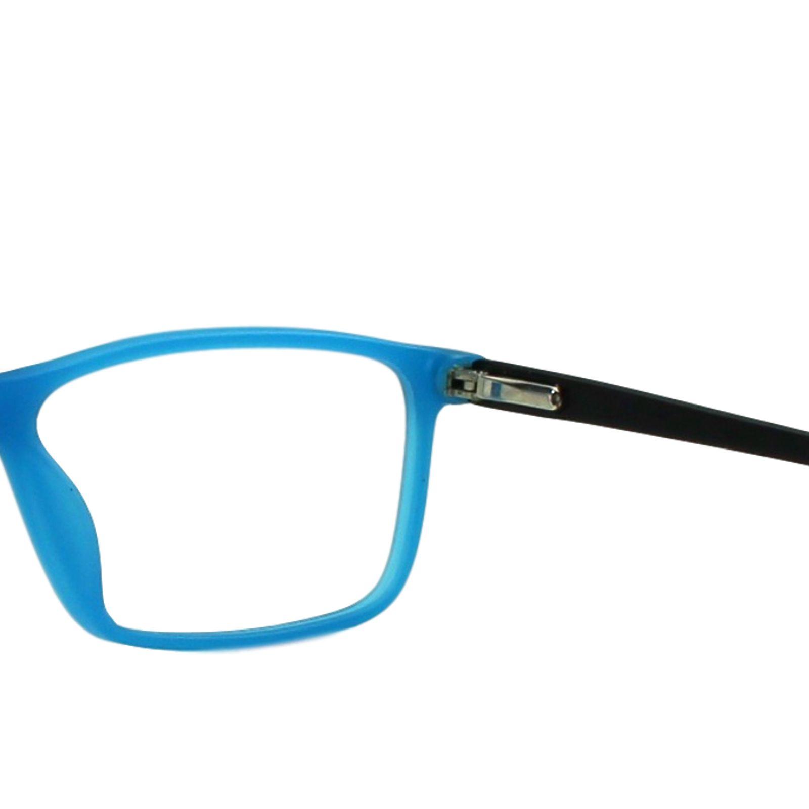 b25b16f24e0d2 ... Armação para Óculos Díspar ID1966 infantil Idade 6 a 9 anos - Azul ...