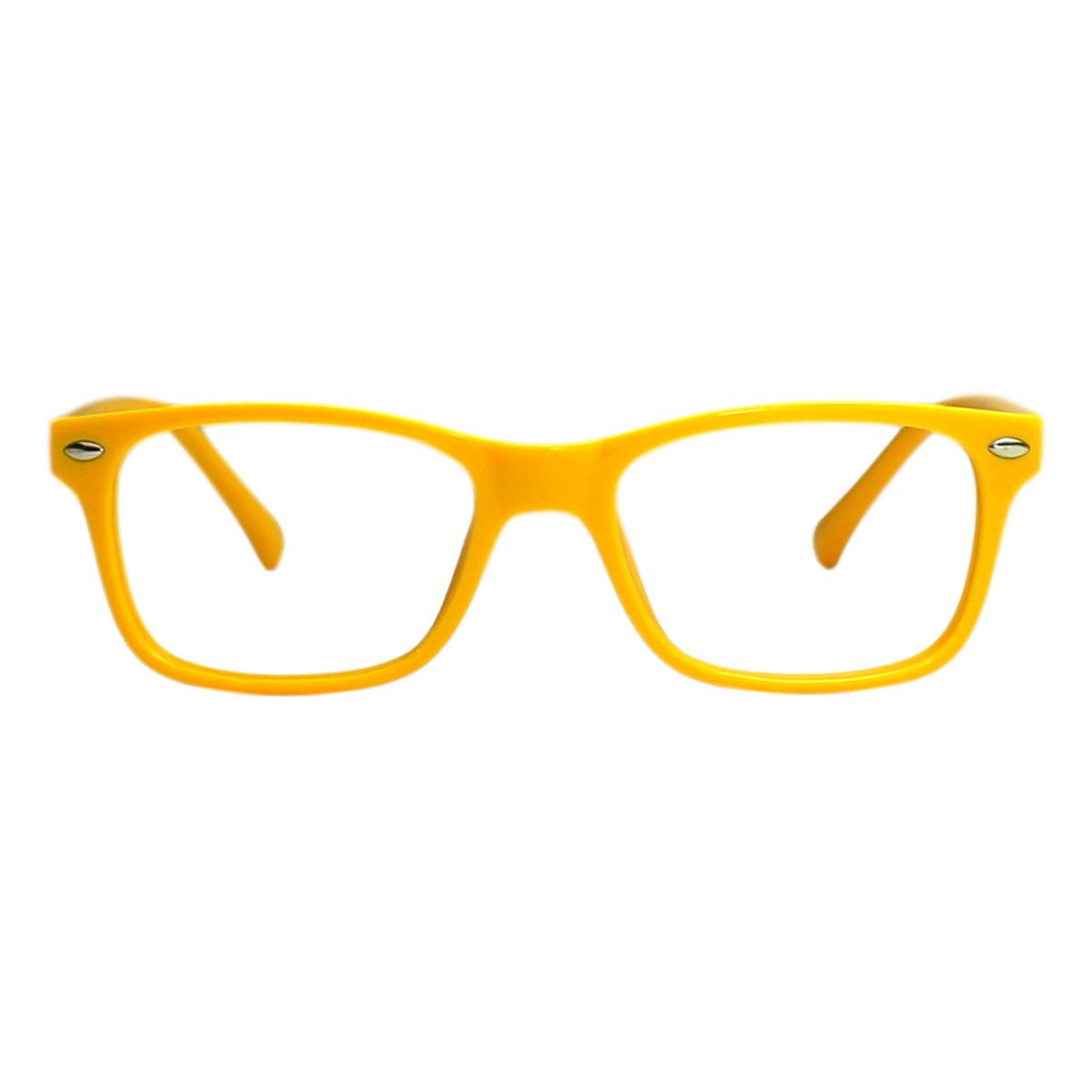 Armação para Óculos Díspar ID2103 Infantil - Amarelo IDADE 6 A 9