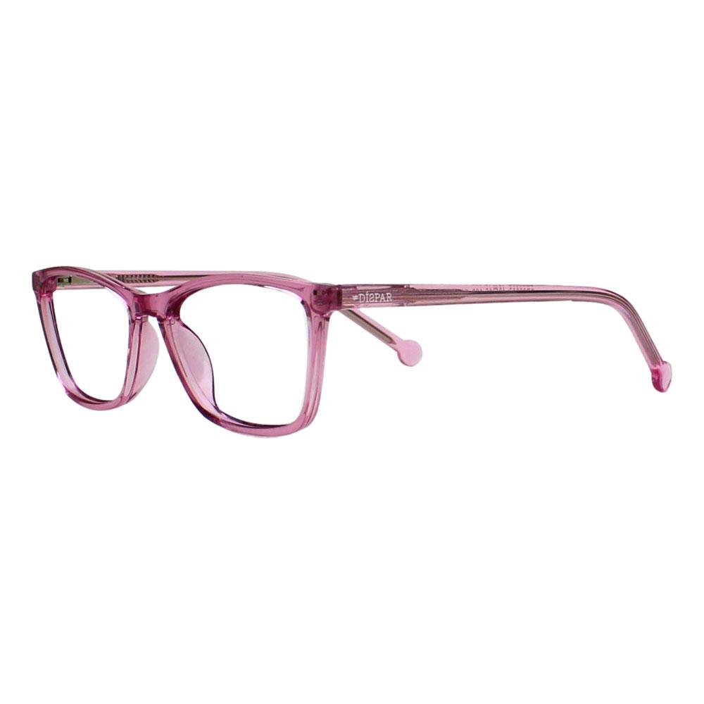Armação para Óculos Díspar ID2449 Infantil Idade 6 a 9 anos - Lilas