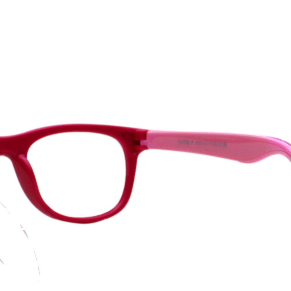 Armação para Óculos Díspar ID2455 Infantil Idade 3 a 6 anos - Pink/Ros