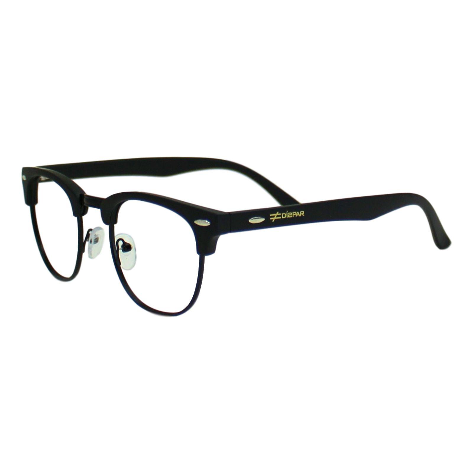 abeb1cea182ab Armação para Óculos Díspar D1885 Preto