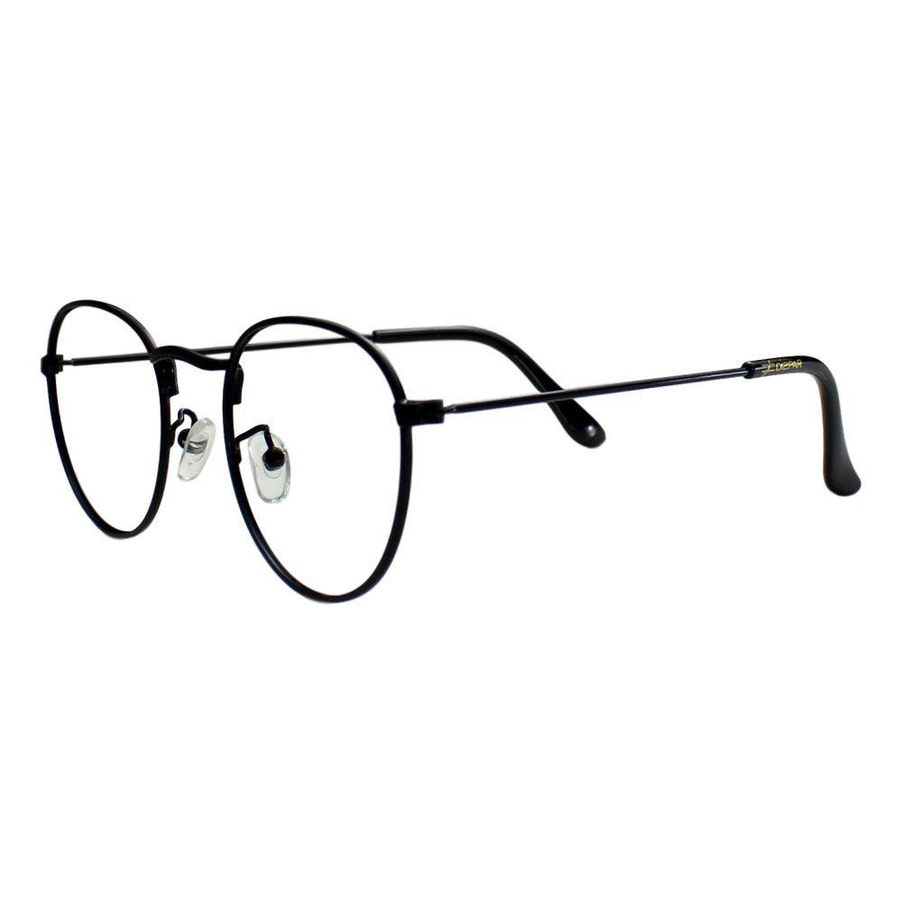 e7ca66cbdd0cb Armação para Óculos Díspar D1647 Preto