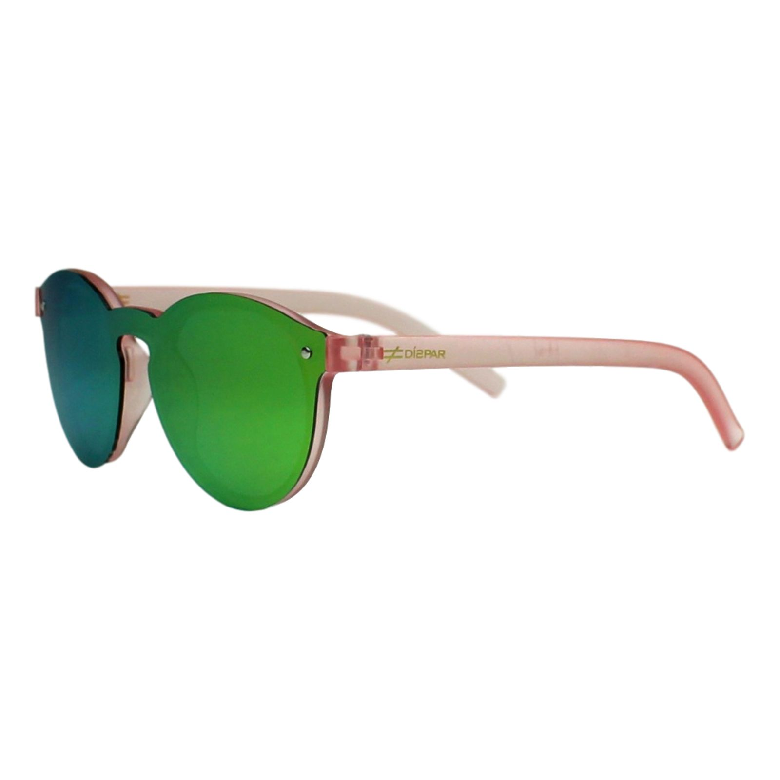 Óculos de Sol Díspar ID1897 infantil idade 6 a 9 anos Rosa