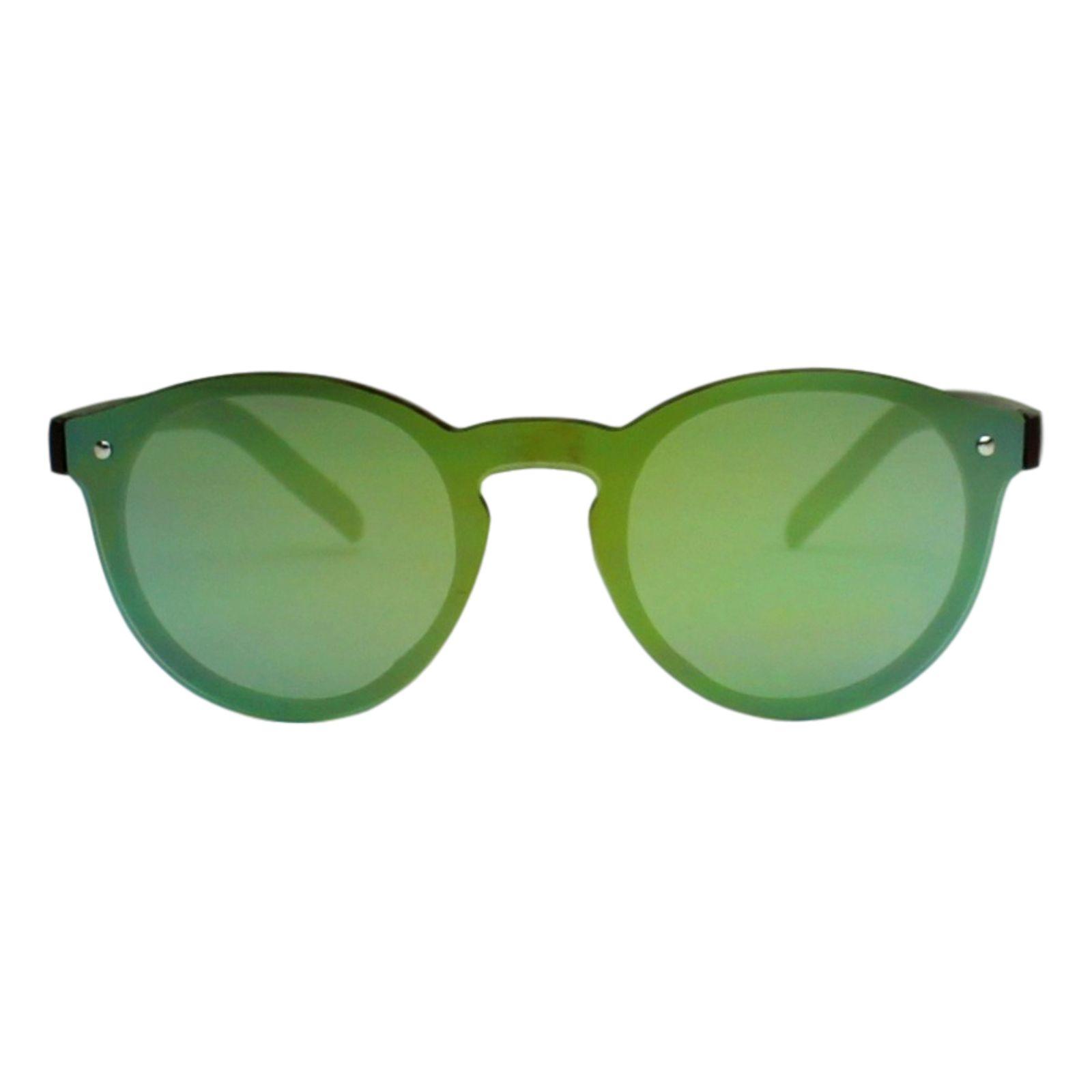 Óculos de Sol Díspar ID1897 infantil idade 6 a 9 anos Verde