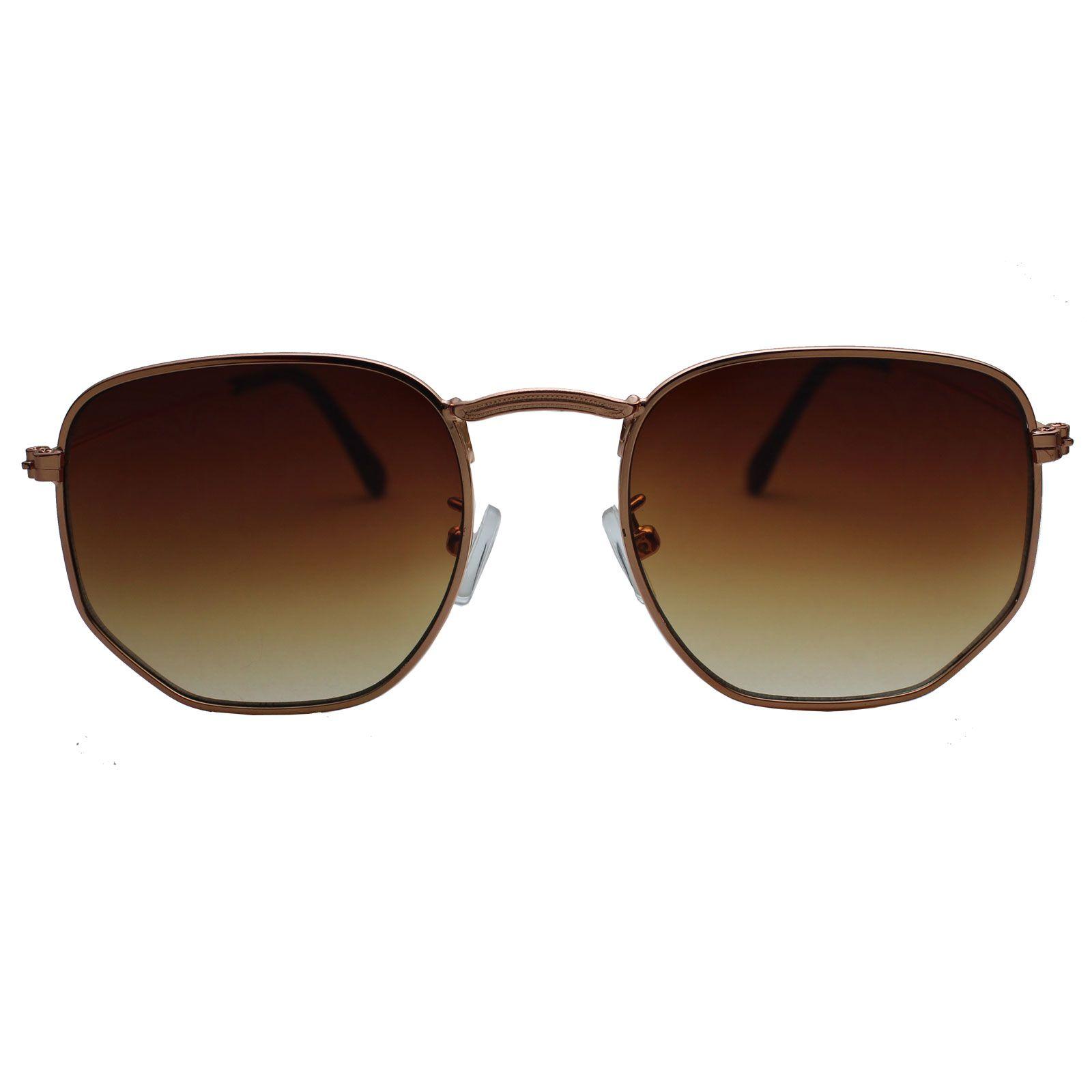 Óculos De Sol Díspar D1625 Dourado