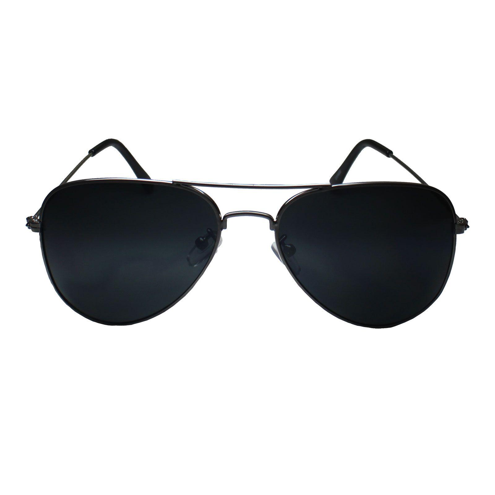 Óculos De Sol Díspar D1629 Aviador Chumbo