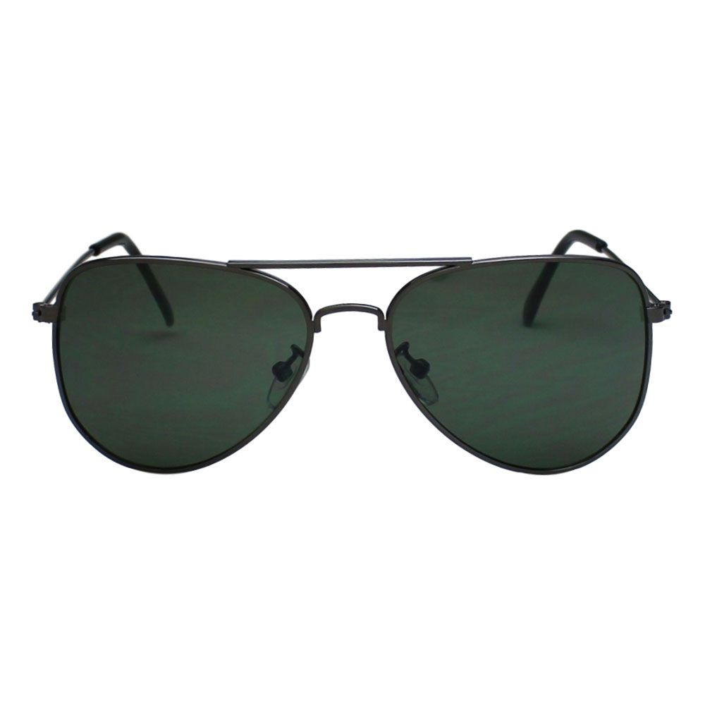 Óculos De Sol Díspar D1629 Aviador G-15 - Verde