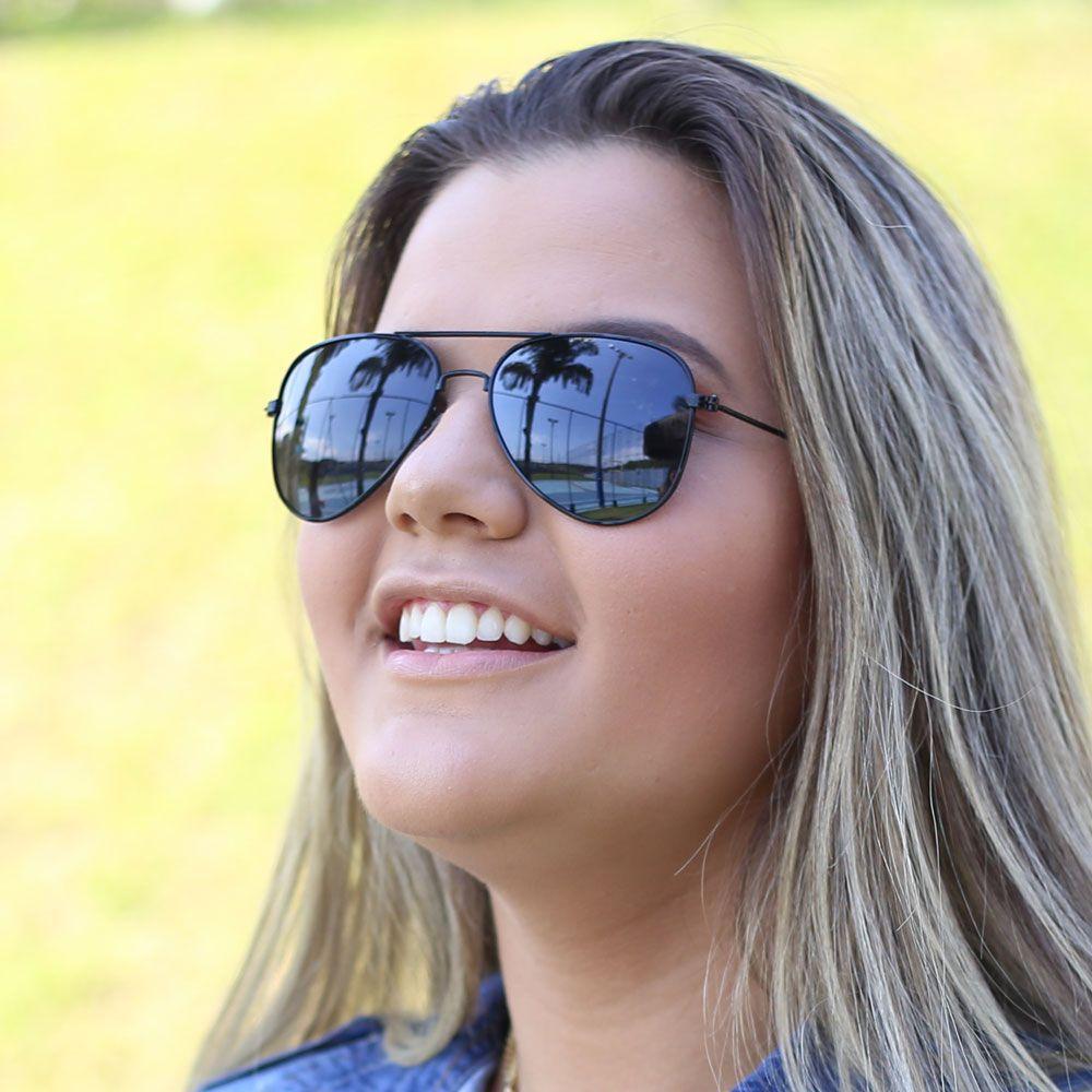 Óculos De Sol Díspar D1629 Preto